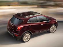 На следующей неделе Buick покажет новый концепт полностью электрического внедорожника.