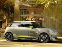По новым слухам, BMW i1 будет ездить на той же платформе, что и Mini Cooper Electric.