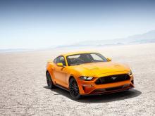 «Mustang представляет собой лучший американский дизайн, производительность и свободу, с безошибочной индивидуальностью, которая привлекает - независимо от вашего почтового индекса». Одним из рынков, куда отправляется множество Mustang, является Китай