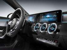 Высокопроизводительные варианты AMG также будут доступны с полным приводом, включая A45 с более чем 400 л.с. и A35 мощностью около 300 л.с. Наряду с седаном A-класса, концепт Mercedes-Maybach Ultimate Luxury также будет показан на выставке. На данный