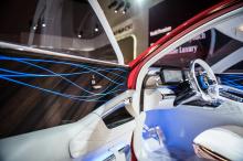 Автосалон в Пекине идет полным ходом, и выдающимся событием шоу является дебют концепции Mercedes-Maybach Ultimate Luxury.