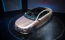 Китай является крупнейшим рынком для Mercedes-Benz, и это первый раз, когда автомобиль дебютирует именно в этой стране.