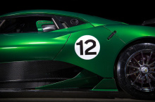 Brabham BT62 является заднеприводным гиперкаром, который оснащен 5,4-литровым V8 без тубонаддува. При весе 972 кг и крутящем моменте 667 Нм, ожидается, что соотношение мощности к весу составит 720 л.с. на тонну. Мощность подается через шестиступенчат