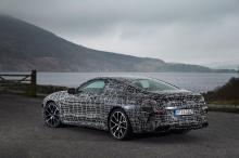 Прошел целый год с тех пор, как BMW представил концепт 8-й серии на Villa D'Este.