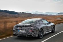 Кристиан Биллиг, руководитель отдела интеграции систем Drive System Integration, сказал: «Новый двигатель V8 предлагает правильный баланс между производительностью и эмоциями, что также отличает новый BMW 8 Series Coupe.»