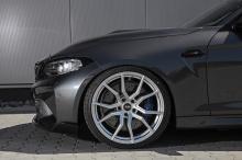 Визуально он напоминает 100-процентный оригинальный автомобиль BMW, однако есть некоторые аккуратные дополнения.