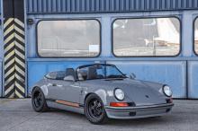 Команда DP Motorsport получила довольно любопытную задачу по обновлению и тонкой настройке специальной модели Porsche.