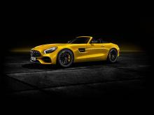 AMG Ride Control является стандартнjq опцией и имеет адаптивное демпфирование. Демпфирование контролируется с помощью переключателя на центральной консоли с режимами «Комфорт», «Спорт» и «Спорт+». AMG Dynamic Select также предлагает модификации двига