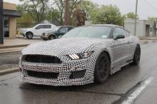 Двигатель, который установят под капотом Ford Mustang Shelby GT500, скорее всего, будет 5,2-литровый турбированный пV8, однако по некоторым предположениям, это может быть атмосферный 7-литровый V8 с турбонаддувом, хотя это маловероятно. Он должен пре