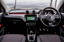 Suzuki Motor Corporation представляет новый Swift Sport, созданный специально для европейского рынка.