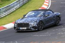 Совершенно новое третье поколение Continental будет выпущено в течение следующего года. Эти фотографии дают нам возможность взглянуть на GTC во время окончательного этапа тестирования.