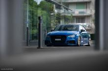 Audi RS3, безусловно, одна из самых популярных моделей бренда.