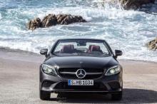 Обновленные модели Mercedes-Benz C-Class Coupe и Cabrio теперь доступны для заказа.