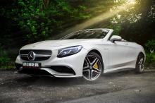 Болгары Vilner обновили интерьер Mercedes-AMG
