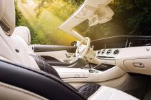 Существует также еще одна супер-крутая функция, которая поразила бы всех поклонников и скептиков как Mercedes-AMG, так и Vilner.