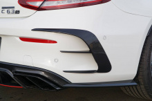 Mansory выпустил изображения Mercedes-AMG C 63 с некоторыми обновлениями.
