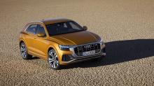 Новый Audi Q8, наконец, представлен, и мы очень рады рассказать вам об этом больше.