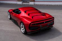 Неизвестно сколько таких Ferrari будет построено. Например, Ferrari F12 TRS был продублирован для счастливого и богатого клиента. Невозможно подумать, что Ferrari SP38 Spider когда-нибудь будет построен!