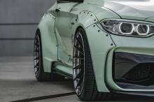 Инженеры разработали  множество улучшений, которые в целом делают M2 чрезвычайно привлекательным, а также делают его способным покорить любую дорогу или гоночный трек. Прежде всего, Z-Performance настаивает на том, чтобы заметить комбинацию колес/шин