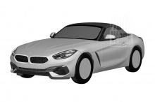 Голландское издание Autoweek.nl недавно опубликовало изображения нового BMW Z4, которые, как представляется, были поданы в патентный или авторский отдел.