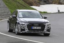 Возможно, Audi может переместить RS6 Avant на гибридную территорию.