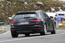 Передняя часть тестируемого автомобиля получает большие отверстия и новый передний бампер, накладки на пороги и задний бампер, а также новую более низкую подвеску. Ожидается, что в этом автомобиле будет использоваться 4,0-литровый V8, с технологией,