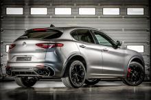 Как Giulia, так и Stelvio Quadrifoglio NRING выполнены в эксклюзивной окраске Circuito Grey и имеют пронумерованную мемориальную табличку в салоне. Только 108 экземпляров каждой модели будут построены в честь 108-летия итальянского автопроизводителя.