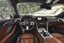 А теперь самое интересное! В стандартной спецификации BMW M850i xDrive Coupe оснащен мощным 4,4-литровым восьмицилиндровым двигателем, который был модернизирован и доработан многими способами. Здесь есть твин-турбо турбонагнетатели с воздушным охлажд