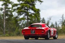 Серия Ferrari 250 GTO II, которую RM Sotheby's представил на аукционе Pebble Beach 2018, действительно является очень особенным автомобилем. Шасси номер 3413 GT начал свою жизнь в кузове Series I. Это был третий из 36 GTO. Некоторое время он оставалс