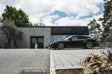 Специальное издание T-ART GTSport было выпущено на базе новейшего поколения Porsche 911 Turbo S.