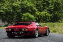 Lamborghini Miura SVR в настоящее время принадлежит японскому клиенту, поэтому автомобиль был выставлен в японском Nakayama Circuit.