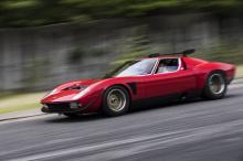 Он сменил восемь «рук», прежде чем был куплен немцем Хайнцем Страбером в 1974 году. Страберу удалось убедить Lamborghini провести 18-месячные переговоры с SVR.