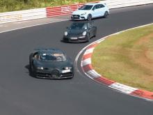 Возможно. Помните, у Bugatti появился новый генеральный директор, бывший руководитель Lamborghini и Audi Sport, Стефан Винкельманн. Он провел чуть более десяти лет у руля Lamborghini, где он отвечал за все многочисленные варианты Gallardo, а также Av