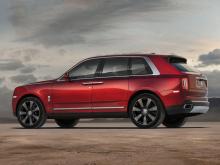 Но, несмотря на свою популярность, Rolls-Royce не планирует расширять ассортимент внедорожников с помощью маленького Cullinan.