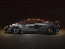 Модификации, которые сделал McLaren, весьма существенны. Почти четверть деталей была изменена. Название «Longtail» он заслужил благодаря увеличению длины на 74 мм. Габариты увеличились благодаря новому переднему сплиттеру, накладкам на пороги, диффуз