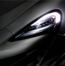 McLaren 600LT будет собран вручную в Уокинге в ограниченном количестве.