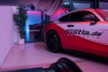 Программа PP-Performance Chiptuning level 2 включает даунпапйп, новый высокопроизводительный воздушный фильтр BMC, который в целом приводит к резкому увеличению в общей выходной мощности. Таким образом, Mercedes-AMG предлагает впечатляющие 613 лошади