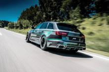 Audi ABT RS6-E - это новейшая электрифицированная версия автомобиля. В то время как «стандартный» ABT RS6 итак очень мощная машина, его вольтовая сестра собрала лучшее из обоих миров: диапазон и грубую мощность бензинового двигателя и мгновенный крут