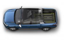 Tarok Concept отличается элегантным силуэтом, привлекательными линиями и кривыми. Он также имеет мускулистые и агрессивные черты, как и любой другой современный автомобиль в этом сегменте.