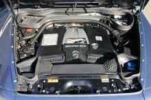 Обновленная машина G-Class включает в себя модернизацию как турбонагнетателей OEM, так и кованых высокопроизводительных поршней, а также высокопроизводительных поршней и топливных насосов высокого давления. Также появились новые выпускные коллекторы