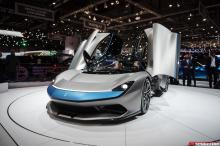Это новый Pininfarina Battista, полностью электрический гиперкар и самый мощный автомобиль, когда-либо существовавший в Италии.