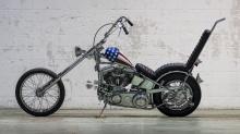 Captain America Panhead Chopper / Капитан Америка Панхед Чоппер - 1,35 миллиона долларов