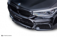 Для BMW M2 модификации имеют схожий характер. Передний сплиттер был доработан. Он также крепится болтами к стандартному кузову. Несмотря на дополнения, BMW M2 не теряет своей высоты.