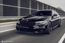 Британский тюнер недавно выпустил два аэродинамических пакета, которые дополняют стиль BMW, не доминируя над его внешним видом.