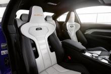 Эксклюзивный BMW M4 Heritage Edition дебютирует на известной гоночной трассе Eifel 13 сентября.