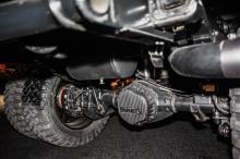 Есть также специальная решетка RBP и топливная крышка в фирменном стиле RBP.
