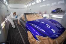 GranTurismo Zéda отправляется в мировое турне, продвигая его замену, которая должна выйти в 2021 году. Он был разработан Centro Stile Maserati. Отличительные элементы включают лакокрасочное покрытие, которое переходит от сатинового покрытия к полиров