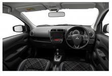 Mitsubishi Motors Corporation представляет новый Mirage.