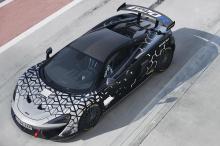 Получившийся от McLaren 570S GT4, McLaren 620R предлагает динамику гоночных автомобилей для дороги. Всего будет сделано 350 экземпляров, что сделает его одним из самых эксклюзивных McLaren современности.