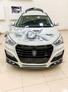 102963 Тюнинг Hyundai Santa Fe 3
